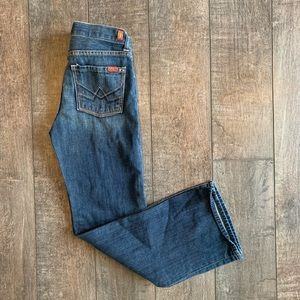 7 For All Mankind Boys Relaxed Fit Jeans